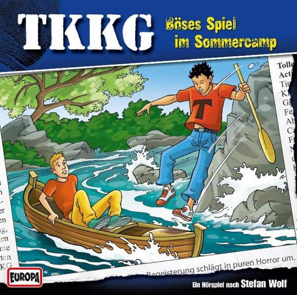 [hoerspiel.de] TKKG Folge 159: Böses Spiel im Sommercamp für 1,99€ downloaden!