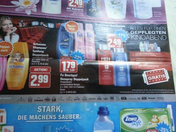[Hit Bundesweit] Für 10€ Henkel Produkte kaufen und 1 MovieChoice Gutschein erhalten