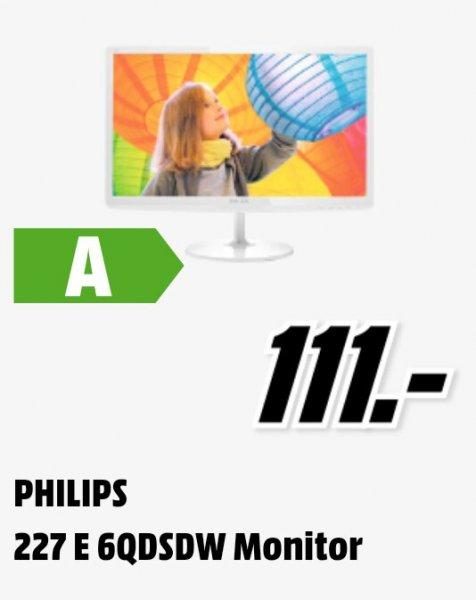 [MM Bundesweit, nur Online] Philips Monitor 21,5 Zoll