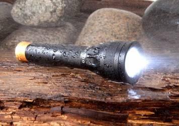 Duracell Daylite CR 123 PRO - 4W LED Taschenlampe mit Zoom