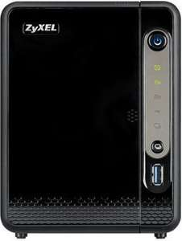 [NBB] NAS Zyxel NSA-325 v2 (2-Bay, USB 3.0, 1,6 GHz, 512 MB RAM) für 69€