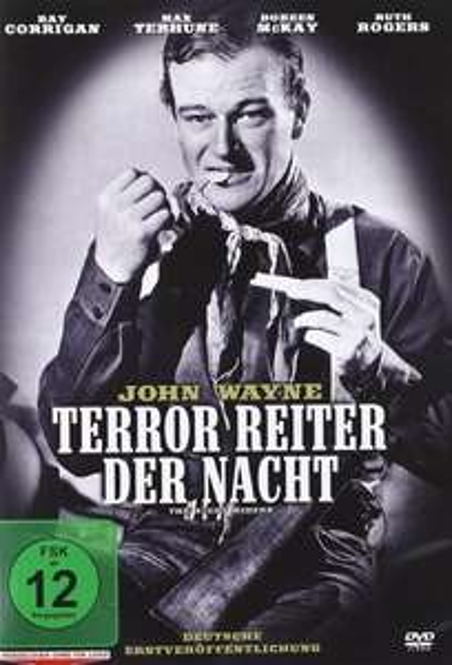 Amazon Prime : DVD  - John Wayne - Terror Reiter Der Nacht  - Nur 2,25 €