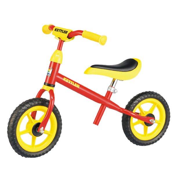 @Babymarkt: KETTLER Laufrad Speedy 10 Zoll rot 8715-600 für 22,50 / Idealo ab 30 €
