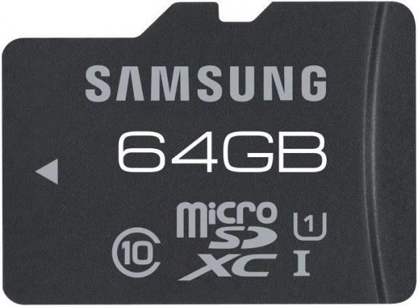 Samsung Pro microSDXC 64GB Class 10 UHS-I