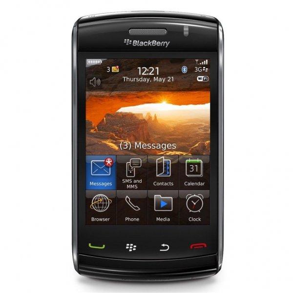 wieder verfügbar: BlackBerry Storm2 9520 Neuware/Whitebox @ EBAY / Talk-Point