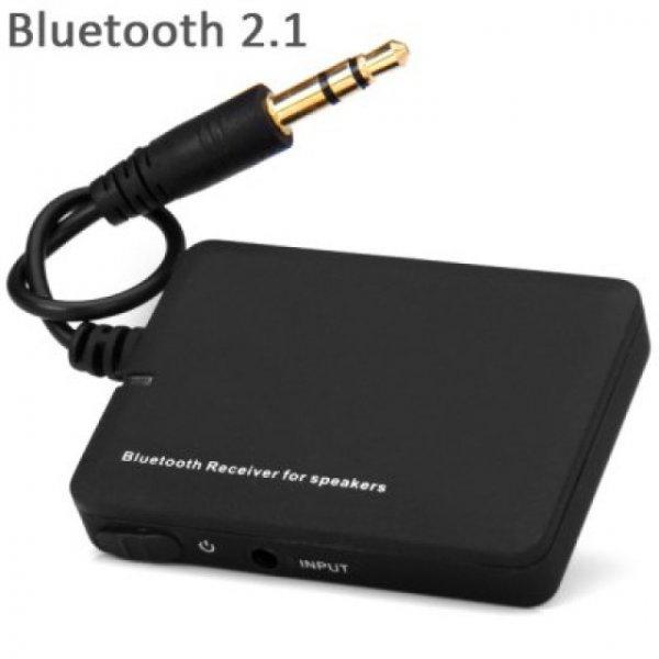 Bluetooth Receiver zur Nachrüstung von Bluetooth Funktion von Autoradios, Stereoanlagen etc.
