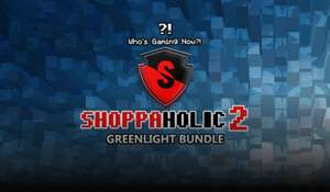 [24H RESERVE] Shoppaholic Greenlight Bundle 2 (7 Spiele ) @ Groupees