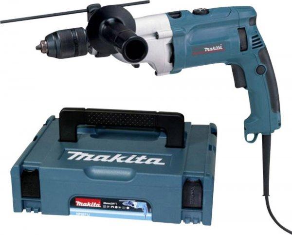 Makita Schlagbohrmaschine HP2071J inkl. MAKPAC 147,56 voelkner