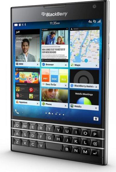 BlackBerry Passport für 399,-€ + Versand