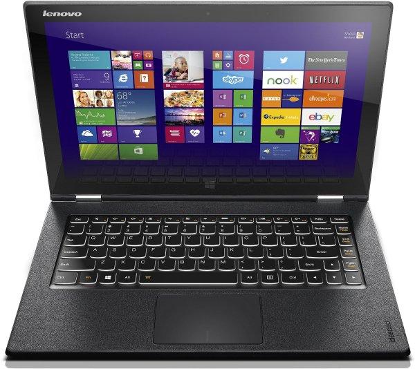 [Amazon] Lenovo Yoga 2 Pro mit Intel Core i7 3,1GHz, 8GB RAM und 512GB SSD