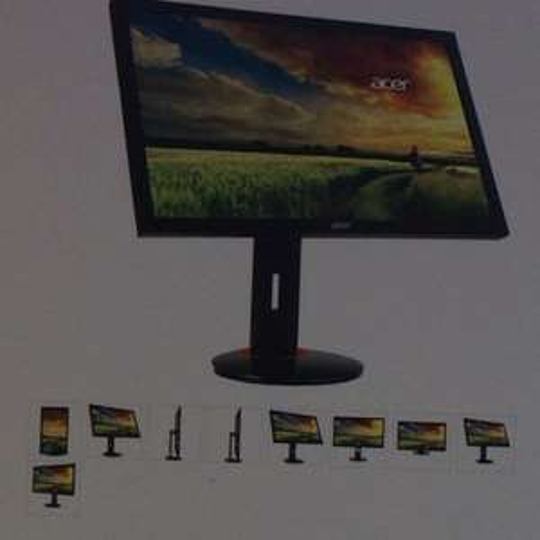 Acer XB270HU (27 Zoll) WQHD IPS-Monitor mit G-Sync