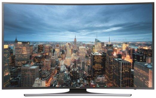 [Amazon] Samsung UE48JU6550 48 Zoll Curved Fernseher, 4K Ultra HD, Triple Tuner, Smart TV, 1100 Hz