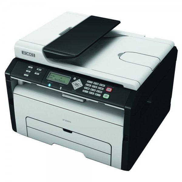 [Amazon UK][Kreditkarte] Ricoh SP204SFN Multifunktions SW Laser-Drucker für 61,89€