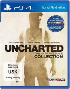 Uncharted: The Nathan Drake Collection für 49,99€ @Notebook.de