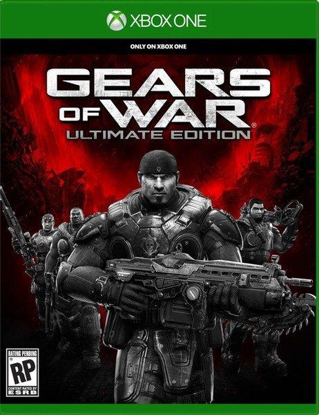 [zavvi.de] Gears of War: Ultimate Edition für Xbox One für 35,49 vorbestellen und restliche Serie per Backwards Compatibility erhalten