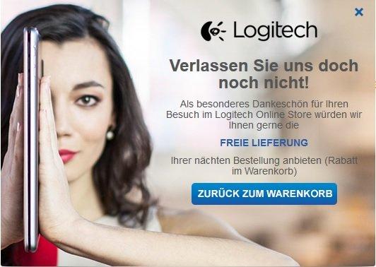 [Logitech] 10€ + Versandkostenfrei + qipu 4% z.B Wireless Mouse M185 für 6,99€