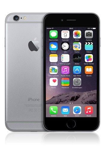(Handytick) iphone 6 64 gb mit mobilcom debitel o2 all net Flat und 1 gb Internet für effektiv 940€