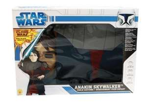 [Amazon-Prime] - Anakin Clone Wars Small Box Set Kostüm, Größe L
