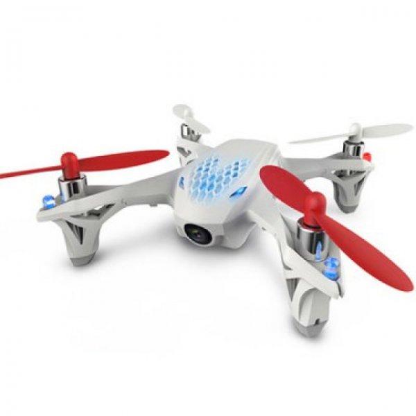 LED Drone-Hubsan X4 H107D FPV RC Quadcopter 5.8GHz mit Video Transmitter und HD Kamera INKLUSIVE ausführlichen TEST @allbuy