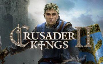 [STEAM - WIN / MAC / LINUX] Crusader Kings II Bundle für €9.91 @ Bundlestars