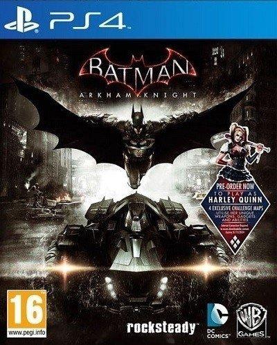 [Möbekids] Batman: Arkham Knight - Harley Quinn Edition (PS4) für 34,79€