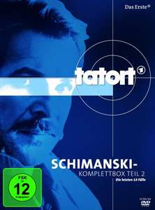 [AMAZON PRIME] DVD Tatort: Schimanski Komplettbox Teil 2 - 13 Fälle