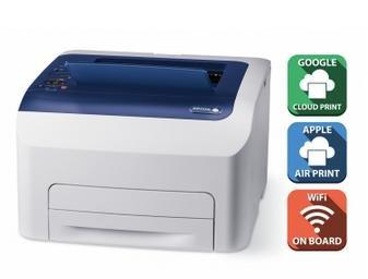 Xerox Phaser 6022NI Farblaserdrucker (A4, Drucker, Netzwerk,WLAN, Apple AirPrint, XeroxPrintBack Google Cloud Print) für 117,81 € @Office Partner