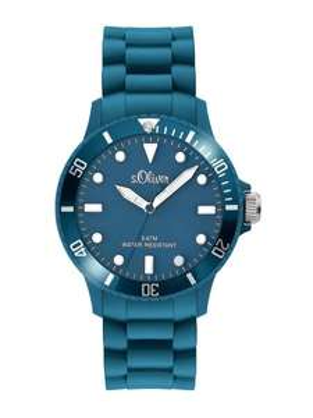 s.Oliver Silikon Unisex- und Damen-Armbanduhren @amazon Marketplace und Ebay (Primemitglieder -3 Euro)
