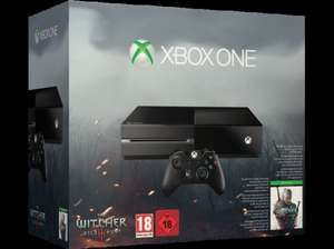 MICROSOFT Xbox One Konsole 500GB inkl. The Witcher 3 - Wild Hunt bei Saturn Online für 337,99 EUR