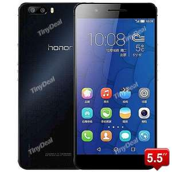 "HUAWEI Honor 6 Plus 5.5"" Octa-core LTE Dual Sim 3GB/16GB VERSAND AUS DE bei Tinydeal"