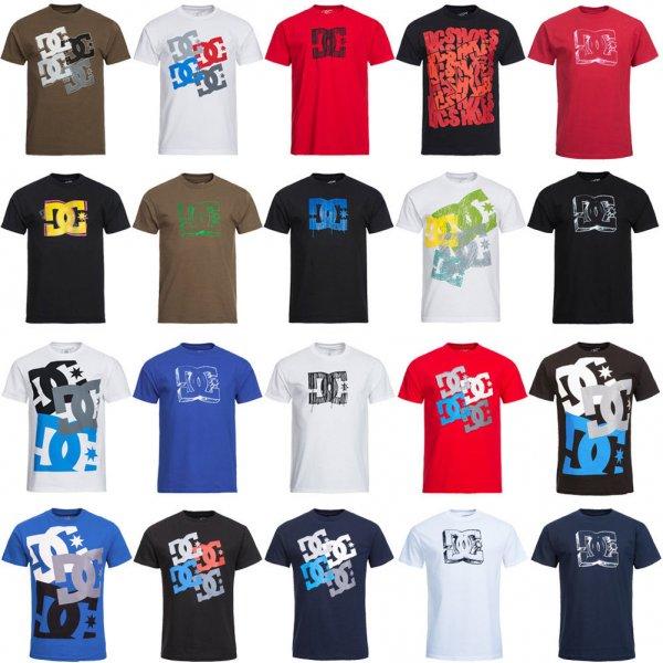 wieder ebay WoW: DC Shoes Herren T-Shirt Freizeit Skateboarding Tee Hobby Shirt S M L XL neu