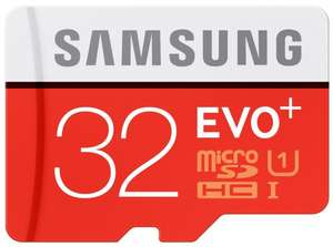 [Amazon] Samsung MicroSDHC 32GB EVO Plus EUR 12,99