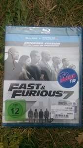 [LOKAL CHEMNITZ] Fast and Furious 7 (Blu-Ray und DVD)