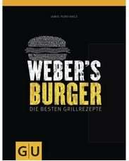 [Bundesweit] Weber Grillbücher Burger, Seafood, Chicken im Bauhaus für je € 6,16