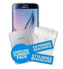 Galaxy S6 32GB für 129€ + Otelo Allnet-Flat + 500MB Internet für 19,04€ mtl.