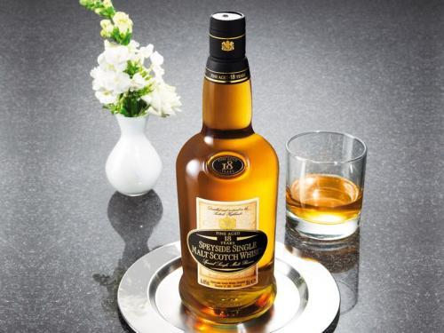 Lidl 18 Jähriger Speyside Single-Malt Scotch-Whisky