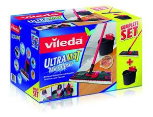 Amazon Prime oder Saturn - VILEDA Ultramat Komplett Set
