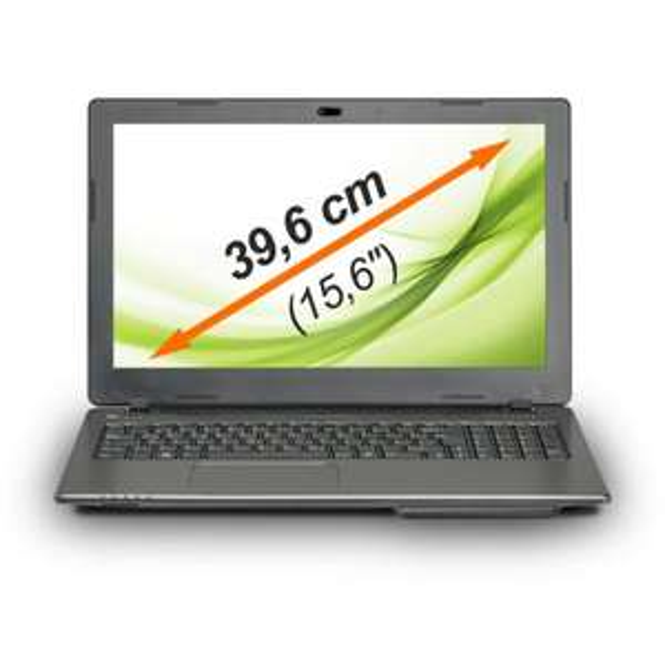 """MEDION AKOYA E6239 MD 98844 Notebook 39,6cm/15,6"""" Intel 500GB 4GB Windows 8.1 @ebay"""