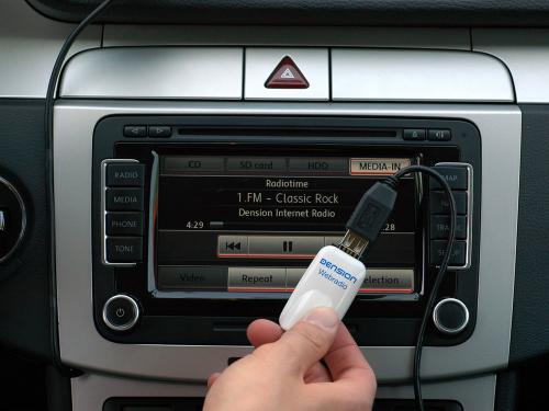 50 % Rabatt auf Dension Webradio Auto USB Stick
