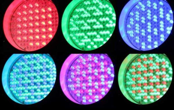 """22% gespart > LED-Spot """"Cameo Par-56"""" (151 LEDs RGB, LED-Display, Musiksteuerung, DMX-Betrieb oder Stand alone) für nur 31,99 € statt 41,00 €, @voelkner"""