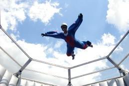 Bodyflying / Skydiving Simulator bundesweit für 24,00 Euro statt 59,00 Euro @ ebay