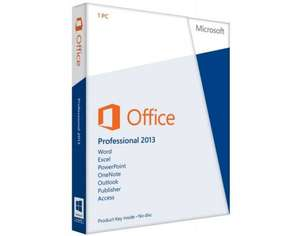 Office 2013 pro @ Allyouneed nur 65 €