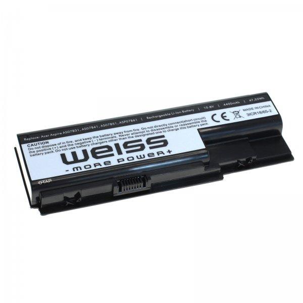 20% Rabatt auf diverse Laptop Akkus von Weiss bei eBay ab 15,99€