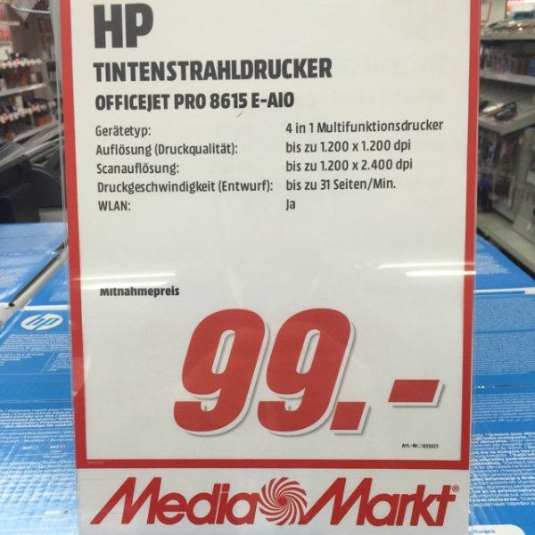 (Lokal MM Herzogenrath) HP Officejet Pro 8615 99 Euro !!!