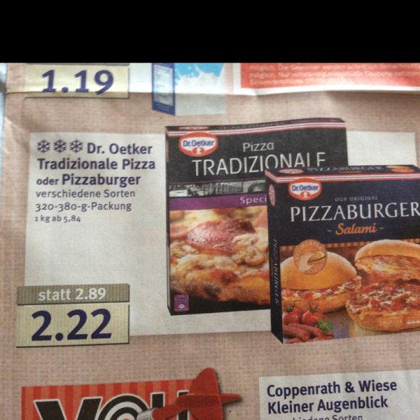 [Combi/Minipreis/Jibi] Dr.Oetker Pizzaburger