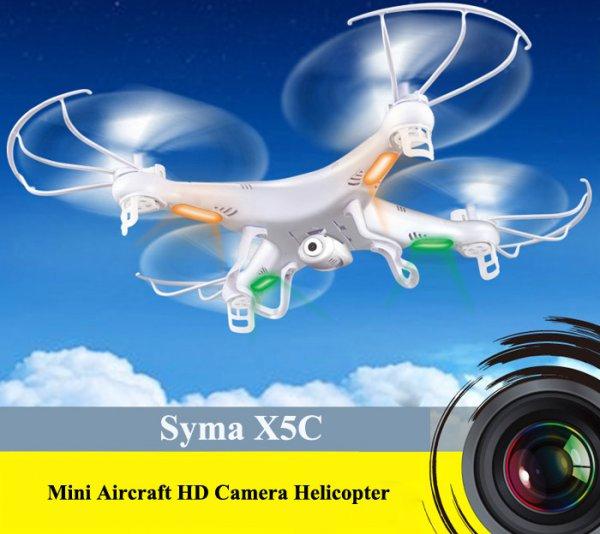 [Allbuy] Syma X5C Quadrocopter / Drohne mit 2MP Kamera für 19,05€