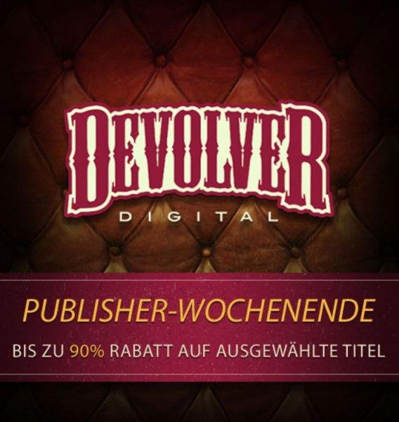 [Steam] Devolver Digital Publisher-Wochenende (u.a. Hotline Miami 1/2, Shadow Warrior stark reduziert)
