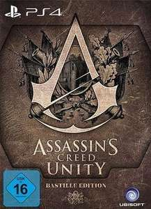 Assassin's Creed: Unity Bastille Edition PS4 für 35€ @MediaMarkt Lippstadt