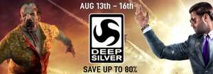 [Steam] Deep Silver Weekend - Spiele ab 2,49€ @ Gamersgate (z.B. Risen für 2,49€, Metro Last Light Redux für 5€, Risen Titan Lords Complete Edition für 10€)