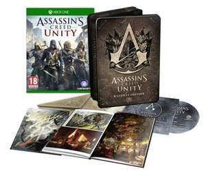 [Amazon WHD] Assassin's Creed Unity - Bastille Edition - Xbox One - ab 18,08€